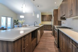 Crestline home - kitchen