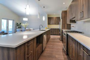 Crestline home - kitchen