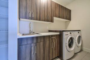 Crestline home - laundry